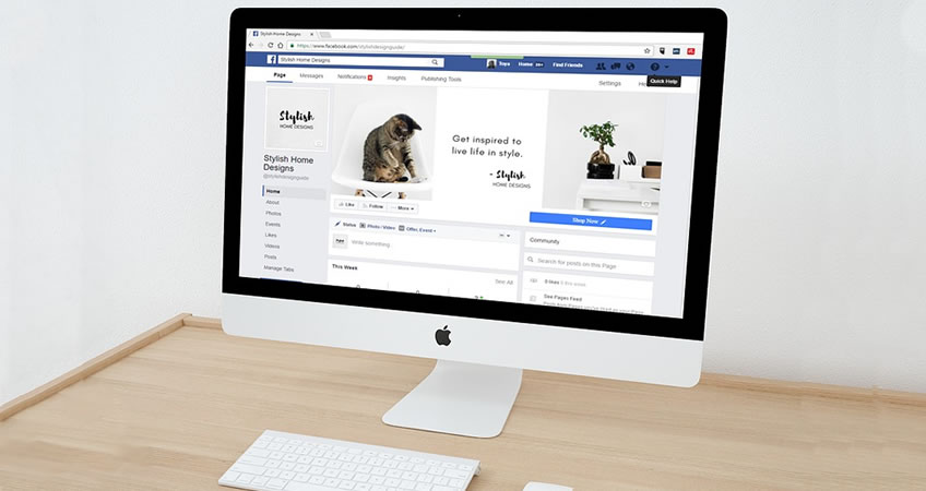 facebook e-com marketing