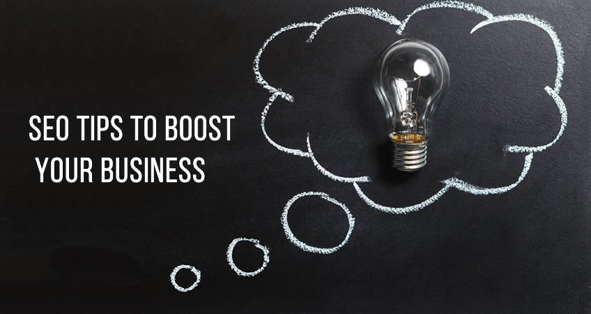 seo tips to boost business