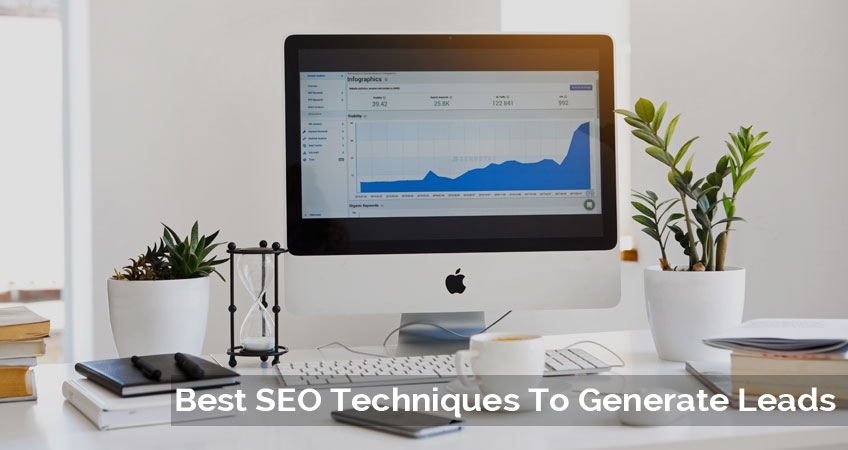 best seo techniques to generate leads