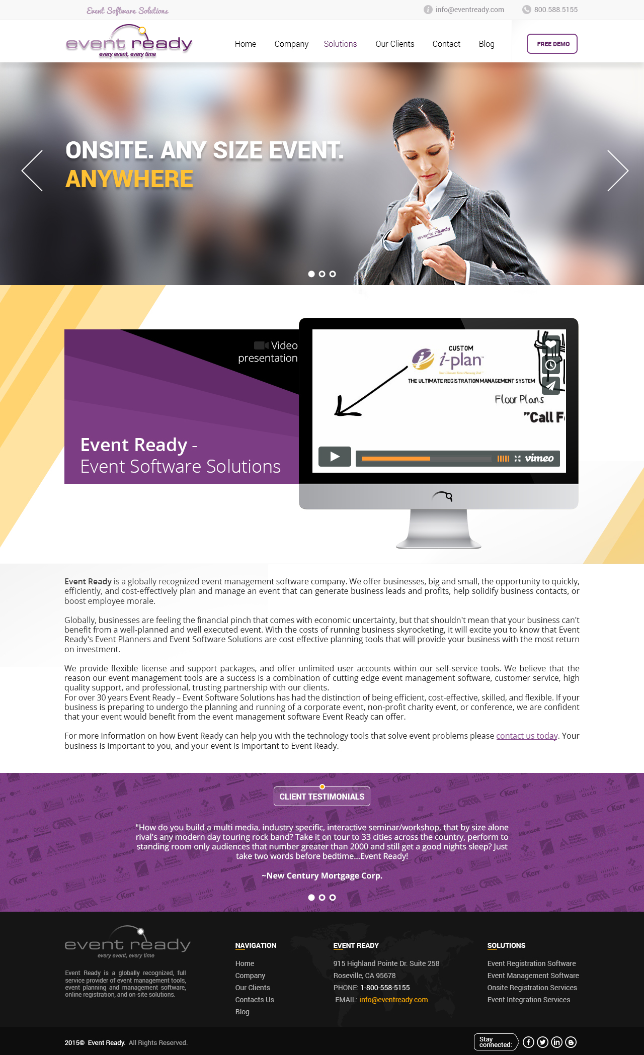 Event-Ready-Home-page
