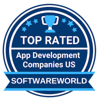 top rated app development