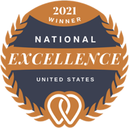 KitelyTech National and Local Excellence Award Winner by UpCity